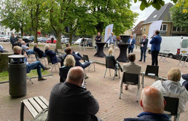 VVD Coevorden present bij bijeenkomst 70 jaar aardgas